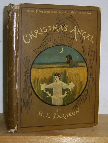 Image for Christmas Angel (1885)