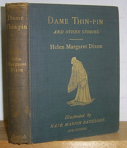 Image for Dame Thin-Pin and Other Stories (1909)