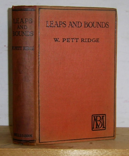 Image for Leaps and Bounds (1924)