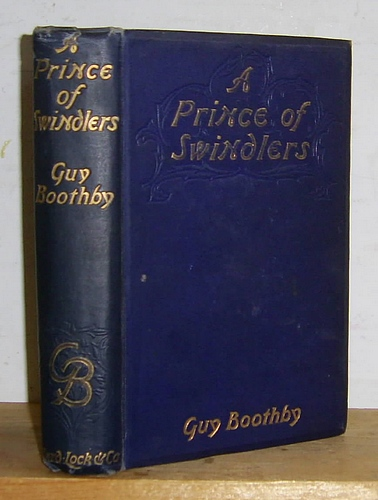 Image for A Prince of Swindlers (1900)