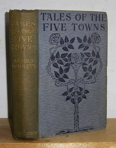Image for Tales of the Five Towns (1905)