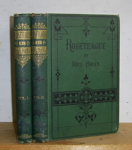 Image for Roseteague; or The Heir of Treville Crewse (1874)