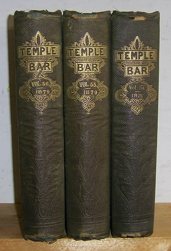 Image for Temple Bar, Volumes LV, LVI, LVII (55, 56, 57), January - December 1879