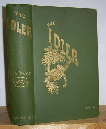Image for The Idler, Volume II (2), August 1892 - January 1893