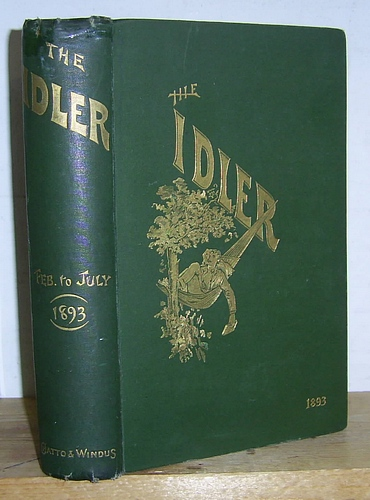 Image for The Idler, Volume III (3), February - July 1893