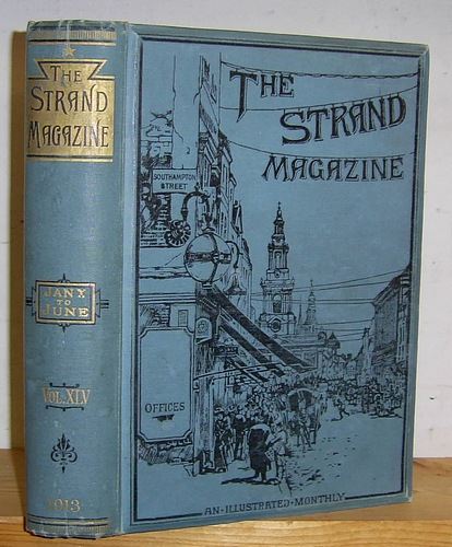 Image for The Strand Magazine, Volume XLV (45), January - June 1913