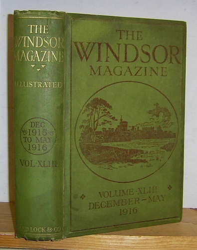 Image for The Windsor Magazine, Volume XLIII (43), December 1915 - May 1916