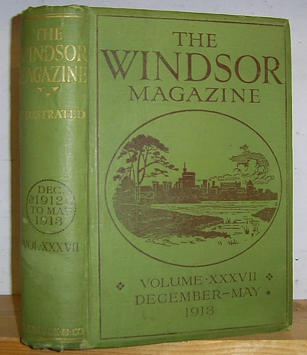 Image for The Windsor Magazine, Volume XXXVII (37), December 1912 - May 1913