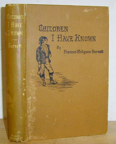 Image for Children I Have Known & Giovanni and the Other (1892)