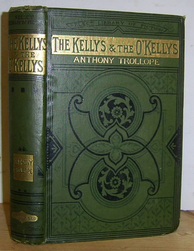 Image for The Kellys and the O'Kellys (1848 as The Kellys and the O'Kellys: or, Landlords and Tenants. A Tale of Irish Life)