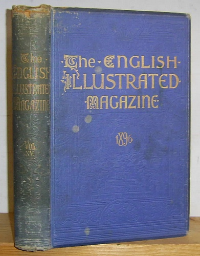 Image for The English Illustrated Magazine, Volume XV (15), April - September 1896