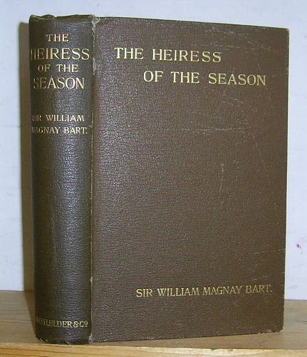 Image for The Heiress of the Season (1899)