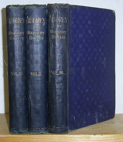 Image for Audrey. A Novel (1890)