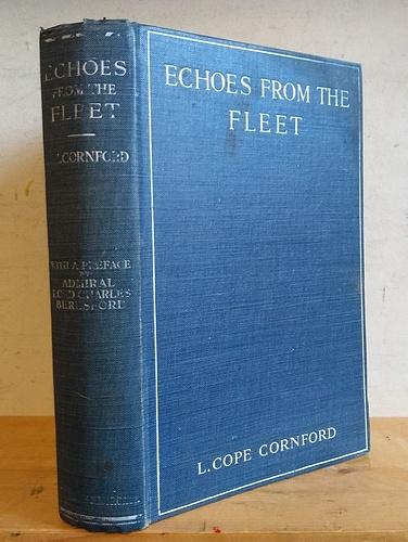 Image for Echoes from the Fleet (1914)