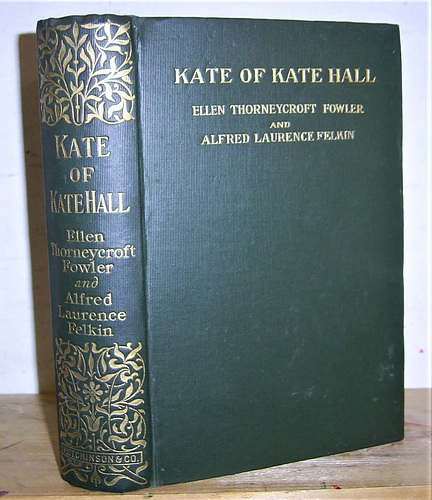 Image for Kate of Kate Hall (1904)