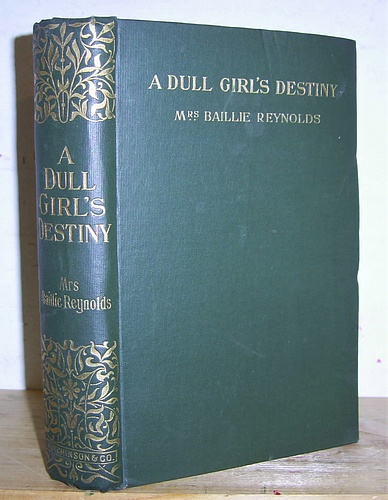 Image for A Dull Girl's Destiny (1907)