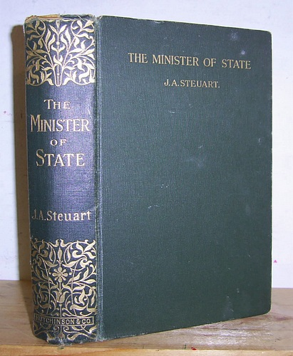 Image for The Minister of State  (1898)