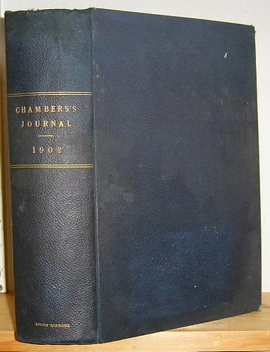 Image for Chamber's Journal. Sixth Series, Volume V (5). December 1901 - November 1902. Contains The Ban of Wodelok