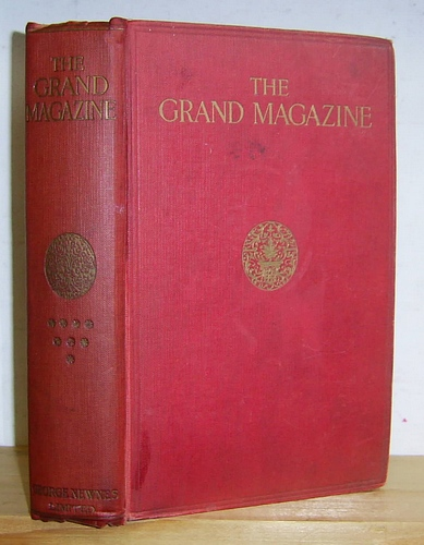 Image for The Grand Magazine, Volume XXII (22), July - October 1914