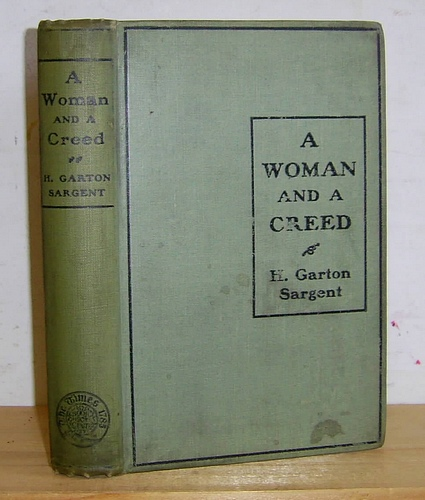 Image for A Woman and a Creed (1902)