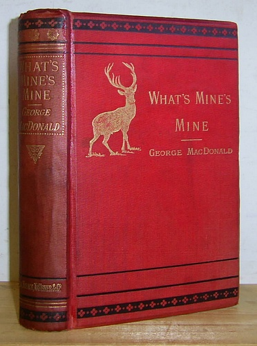 Image for What's Mine's Mine (1886)