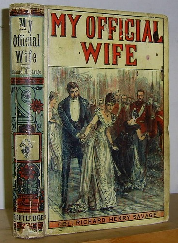Image for My Official Wife (1891)