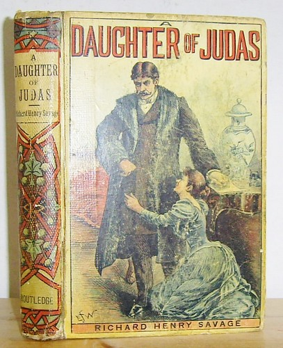 Image for A Daughter of Judas A Tale of New York City Fin-de-Siécle Life (1894)