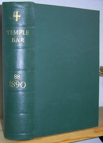 Image for Temple Bar Magazine, Volume LXXXVIII (88), January - April 1890