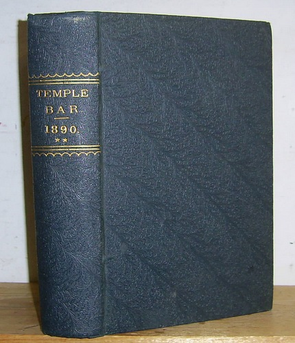 Image for Temple Bar Magazine, Volume LXXXIX (89), May - August 1890
