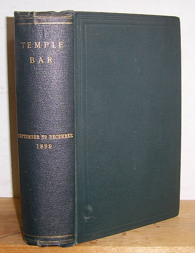 Image for Temple Bar Magazine, Volume CXVIII (118), September - December 1899