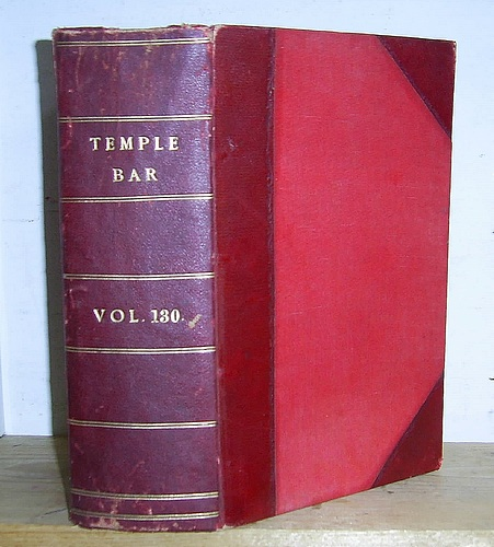 Image for Temple Bar Magazine, Volume CXXX (130), July - December 1904