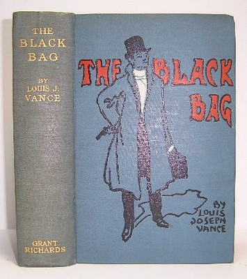 Image for The Black Bag (1908)