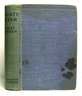 Image for Dusty Star (1922)