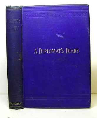 Image for A Diplomat's Diary (1890)