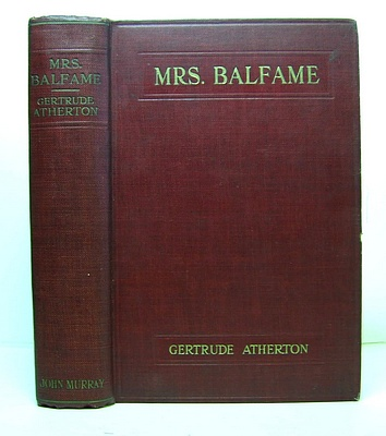Image for Mrs Balfame