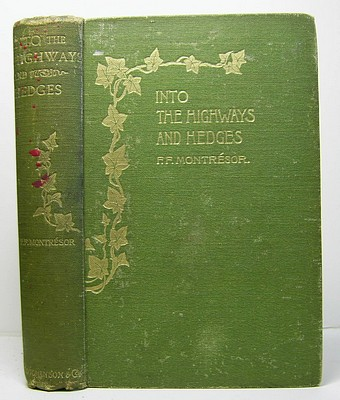 Image for Into the Highways and Hedges