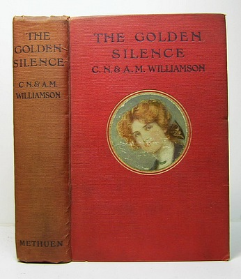 Image for The Golden Silence (1910)