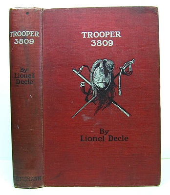 Image for Trooper 3809. A Private For Saleier of the Third Republic