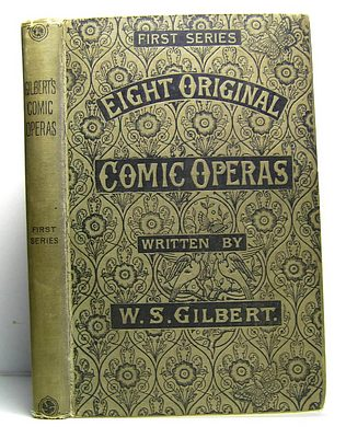 Image for Eight Original Comic Operas: First Series