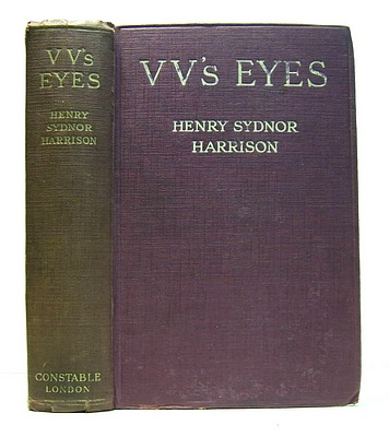 Image for V. V.'s Eyes (1913)