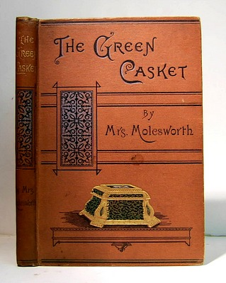 Image for The Green Casket and Other Stories (1890)