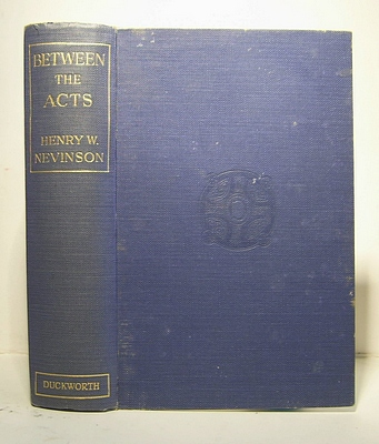 Image for Between the Acts (1903)
