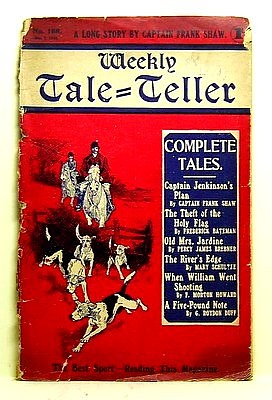 Image for Weekly Tale Teller, No 188, December 7, 1912