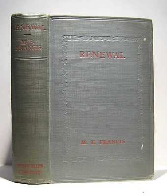 Image for Renewal (1921)