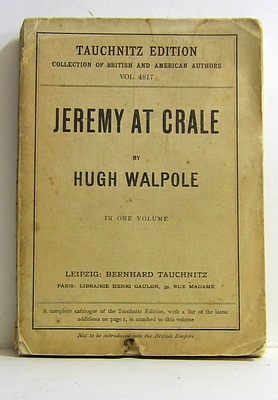 Image for Jeremy at Crale