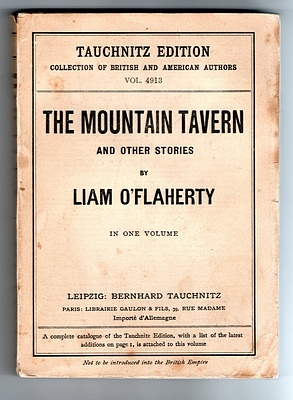 Image for The Mountain Tavern and Other Stories