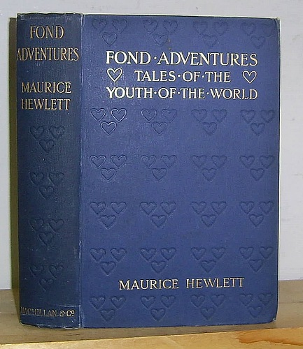 Image for Fond Adventures. Tales of the Youth of the World (1905)