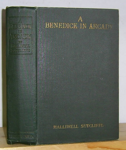 Image for A Benedick in Arcady (1906)