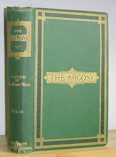 Image for The Argosy Volume XXIV (24), July -  December 1877