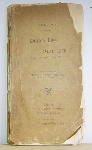 Image for Dream Life and Real Life A Little African Story (1893)